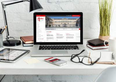 Sito Web dell'Ordine degli Ignegneri (Monza e Brianza)
