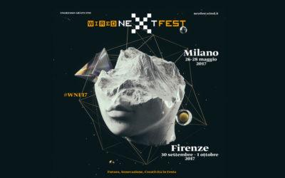 Wired Next Fest 2017: il festival dell'innovazione