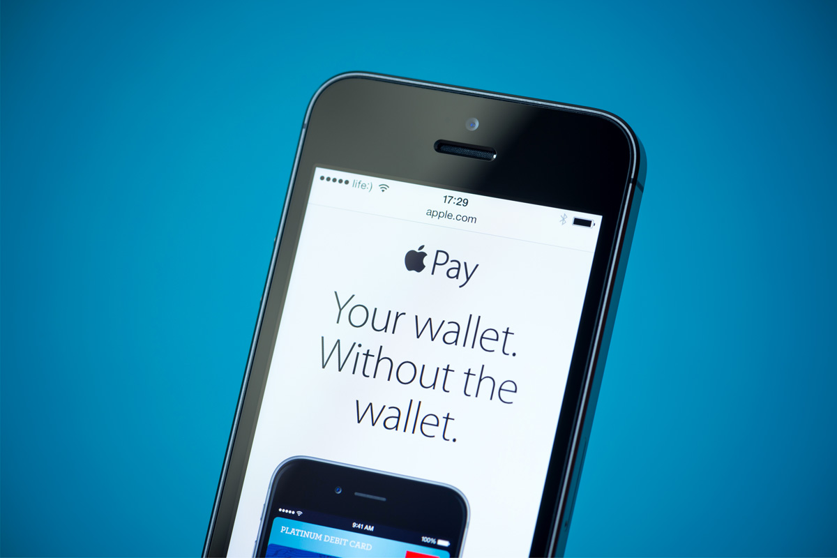 Apple Pay su dispositivi Apple