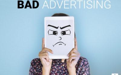 Qual è l'impatto del Bad Advertising online?