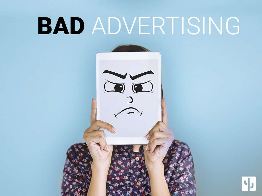 Qual è l'impatto del Bad Advertising online?