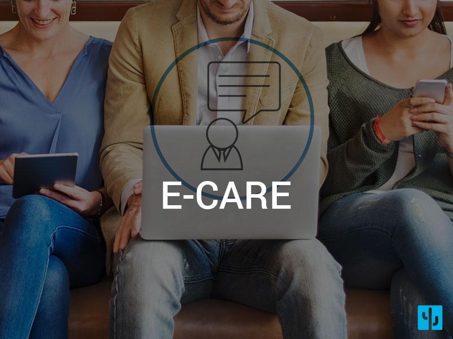 L'importanza dell'e-care e l'evoluzione dei servizi digitali