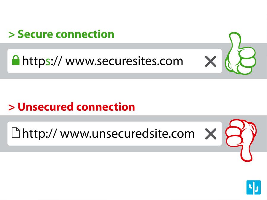 Perchè rendere un sito sicuro