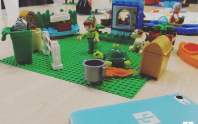 Lego Serious Play. Un metodo innovativo per affrontare e risolvere le sfide