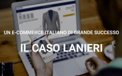 Un e-commerce italiano di grande successo: il caso Lanieri