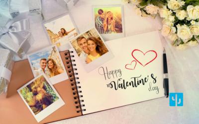 3 strumenti per creare il tuo fotolibro di S.Valentino