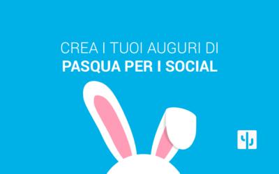 I tre migliori tool per creare auguri di Pasqua social