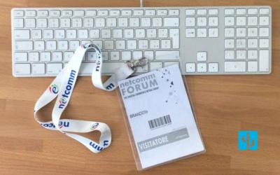 La nostra esperienza al Netcomm Forum 2018
