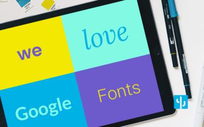 Quali sono i migliori Google Font: come e perché sceglierli