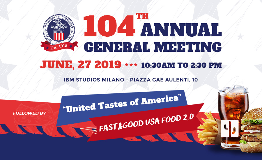 104th Amcham Annual General Meeting