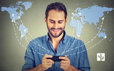 Il roaming e le vacanze: cosa sapere sull'uso dei dati quando sei all'estero