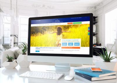 Restyling sito web e miglioramento UX per Fondazione Ariel