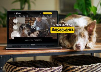 Virtus®, il top quality pet food in esclusiva da Arcaplanet