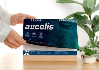 Axcelis Technologies: Progettazione degli strumenti di comunicazione personalizzati